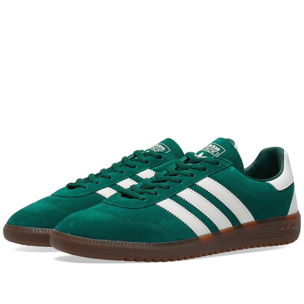 designer fashion 8b021 bc2b2 Adidas SPZL Intack Dark Green   Off White   END.