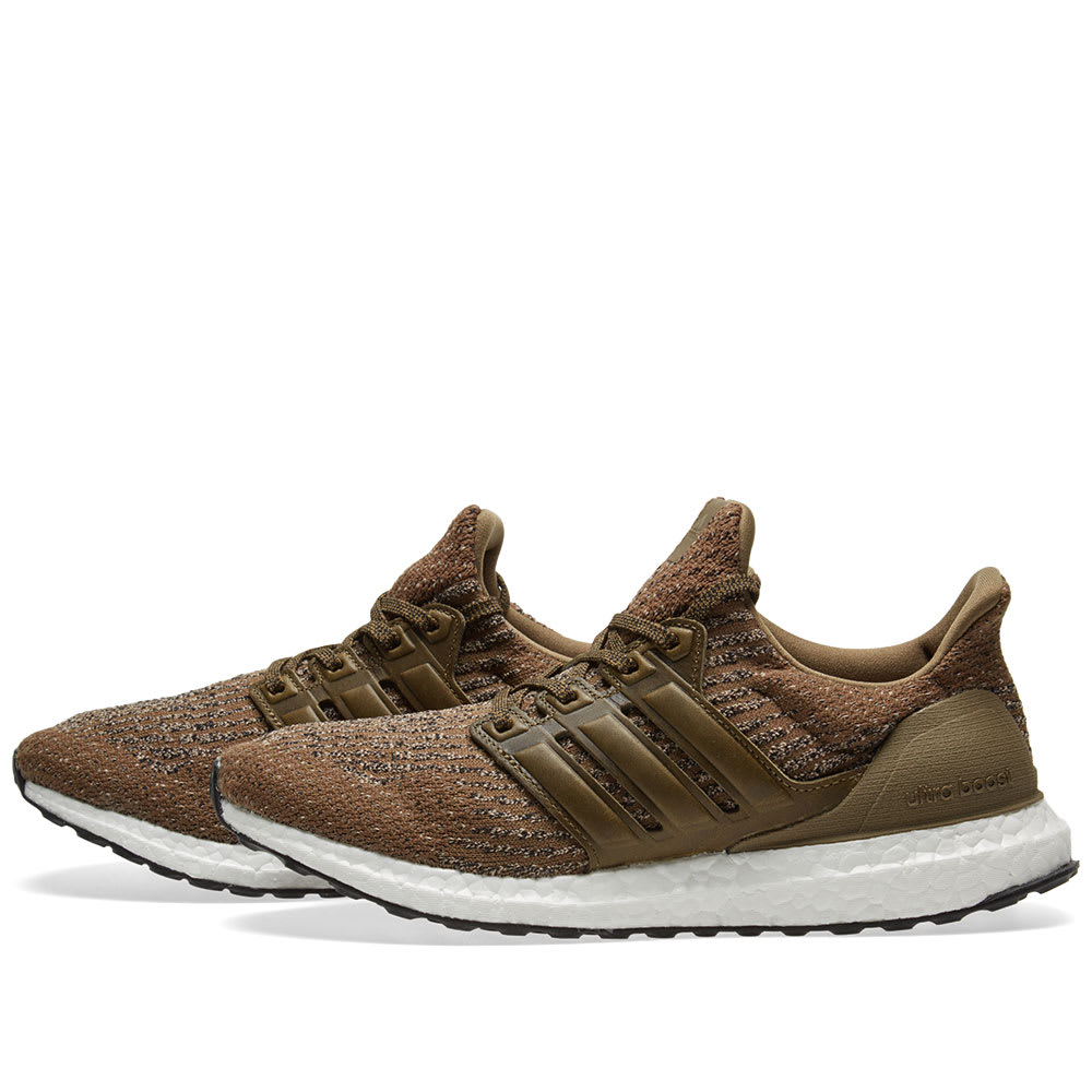 38a2a305f5adc Adidas Ultra Boost 3.0 Trace Brown   Trace Khaki