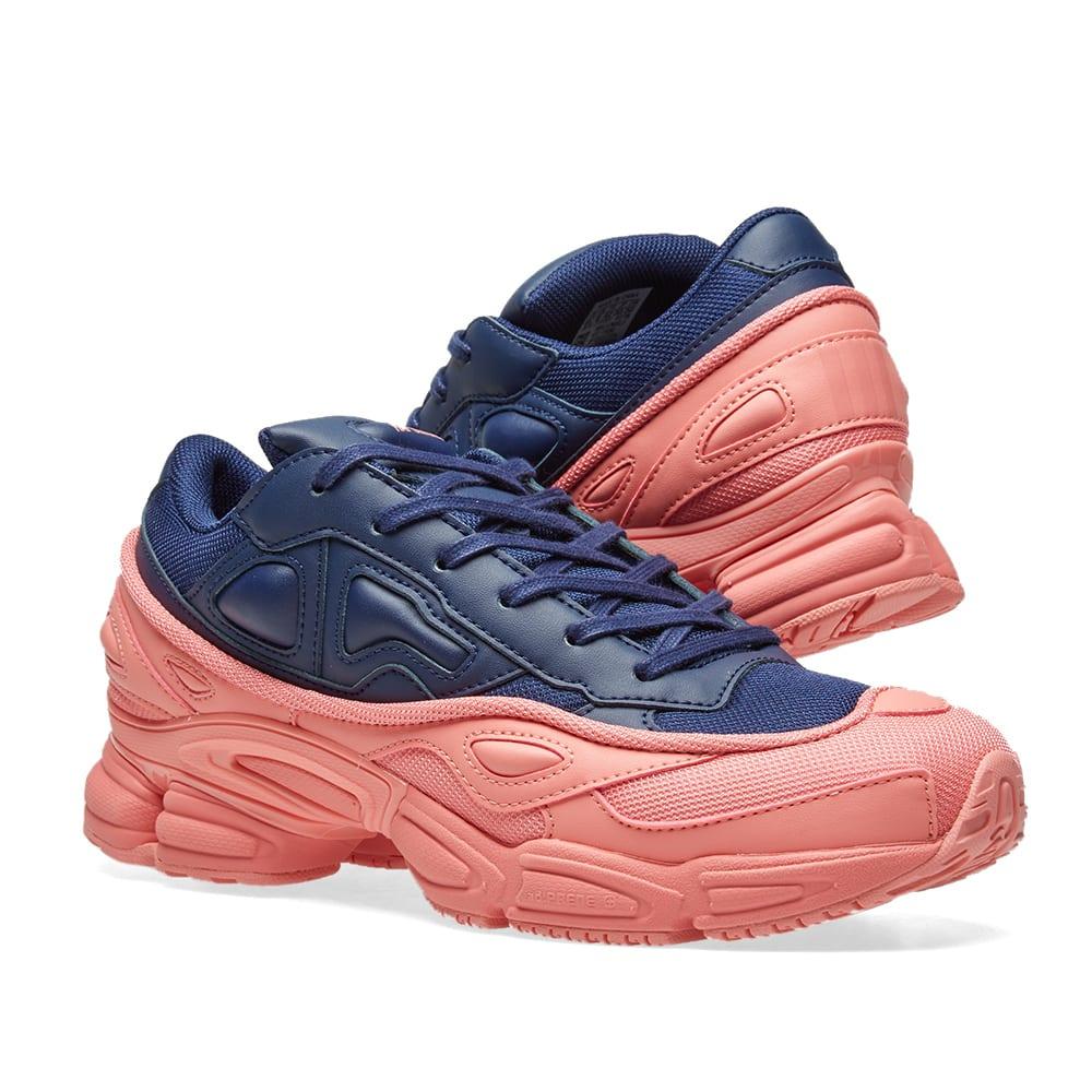 769c2004c1e3 Adidas x Raf Simons Ozweego Tactile Rose   Dark Blue
