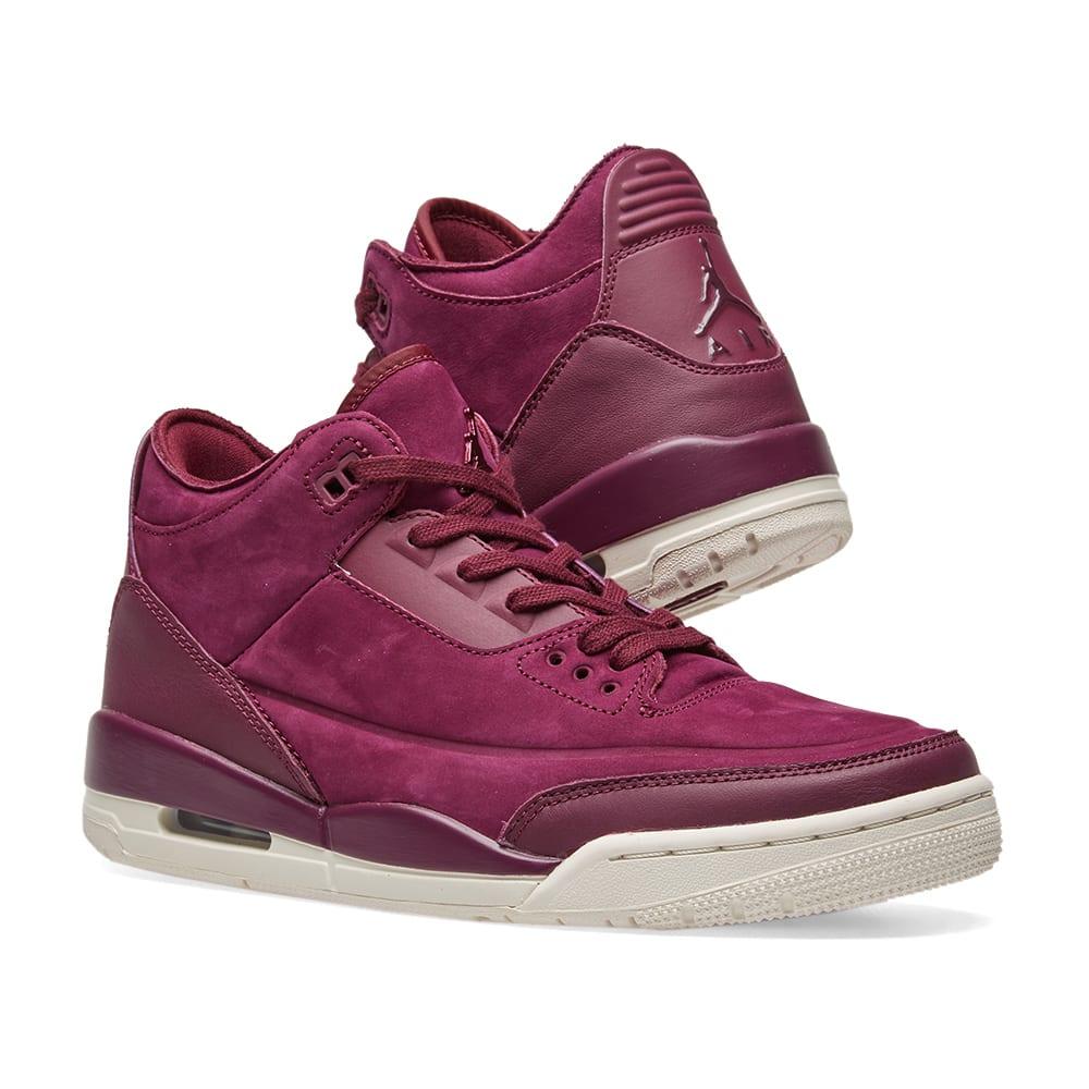 premium selection 78531 76b4a Air Jordan 3 Retro SE W