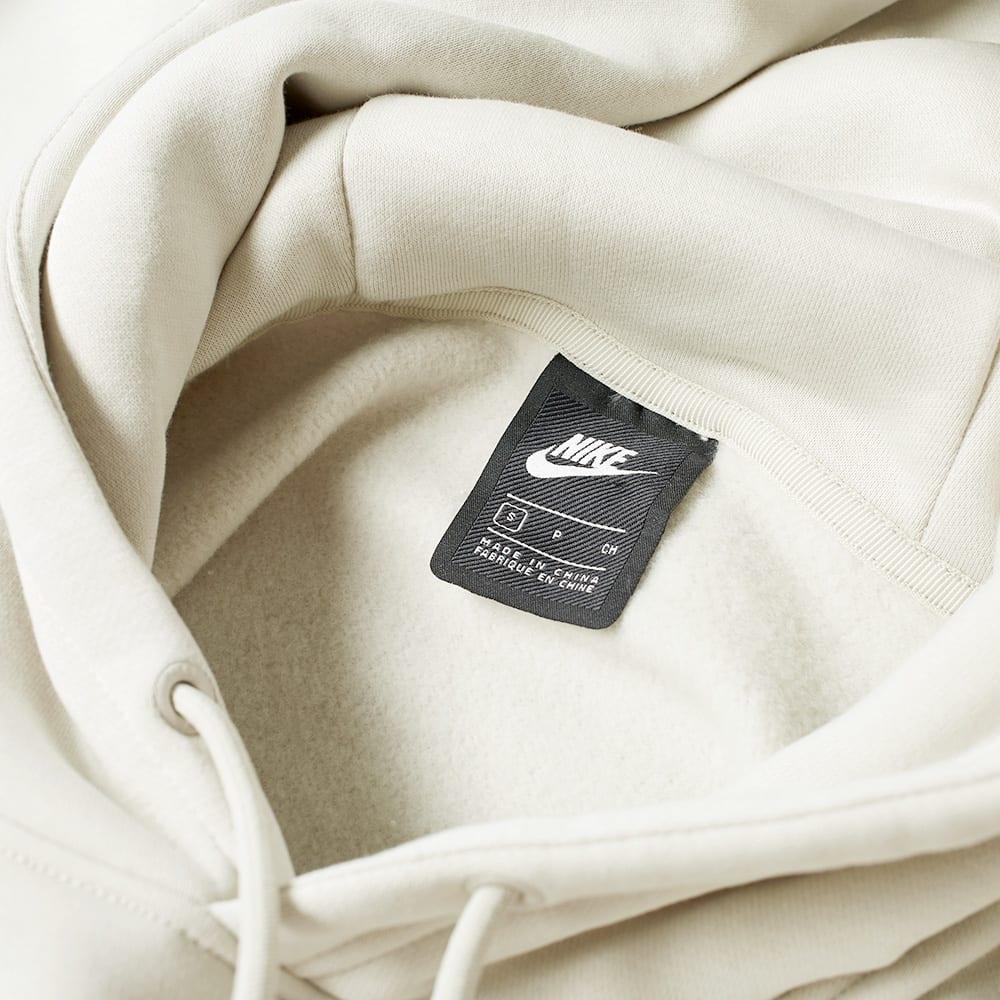 f2ed072409 Nike Pullover Fleece Hoody Light Bone | END.