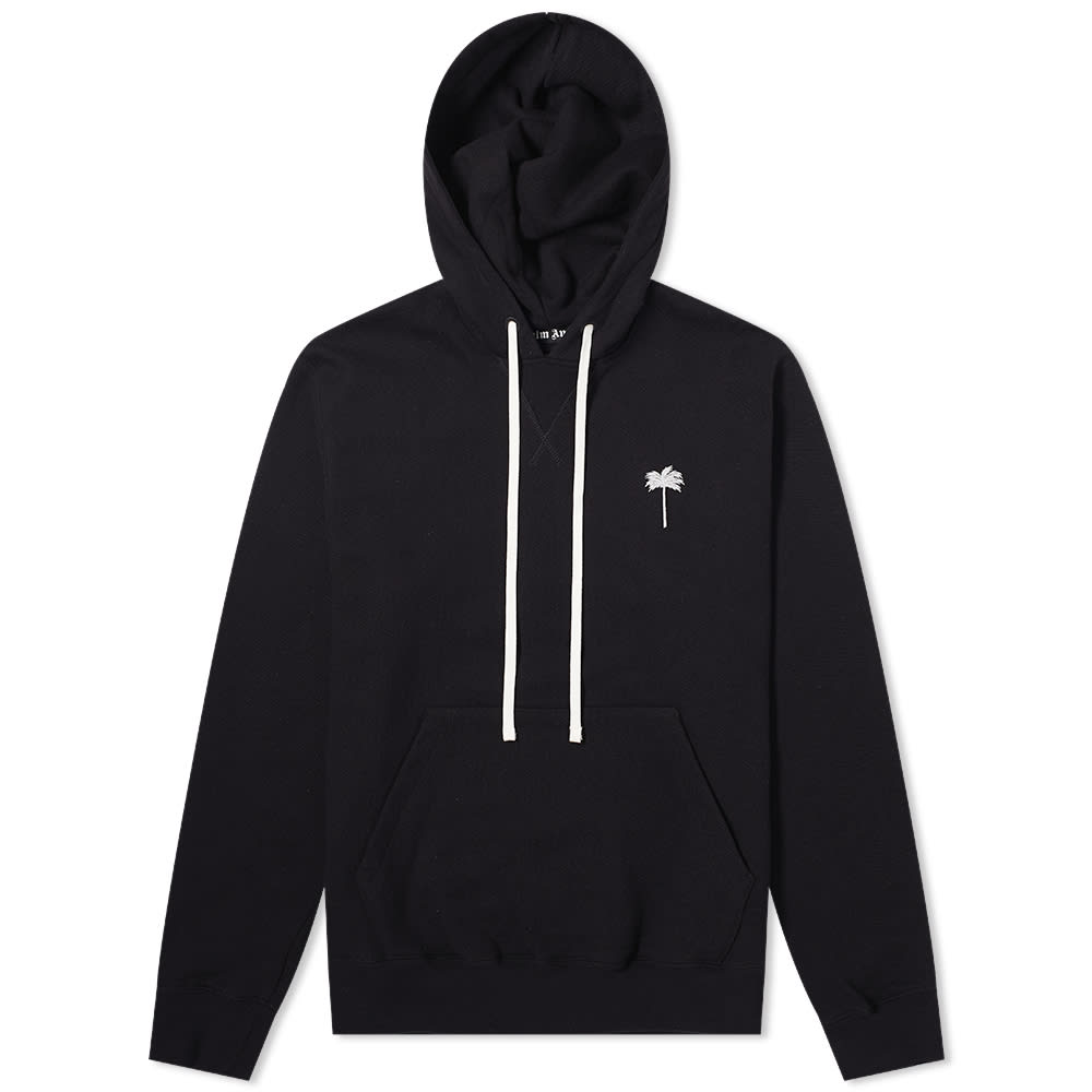 Palm By Palm Angels Big Palm Logo Hoody by Palm Angels