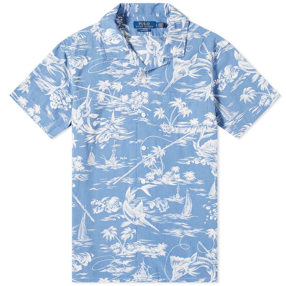 Polo Ralph Lauren Hawaiian Print Vacation Shirt by Polo Ralph Lauren