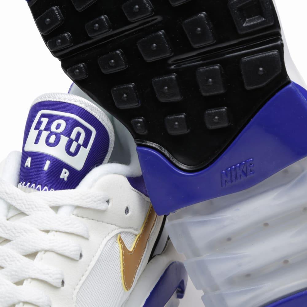 d47ff069b7 Nike Air Max 180 QS Summit Whit & Metallic Gold   END.