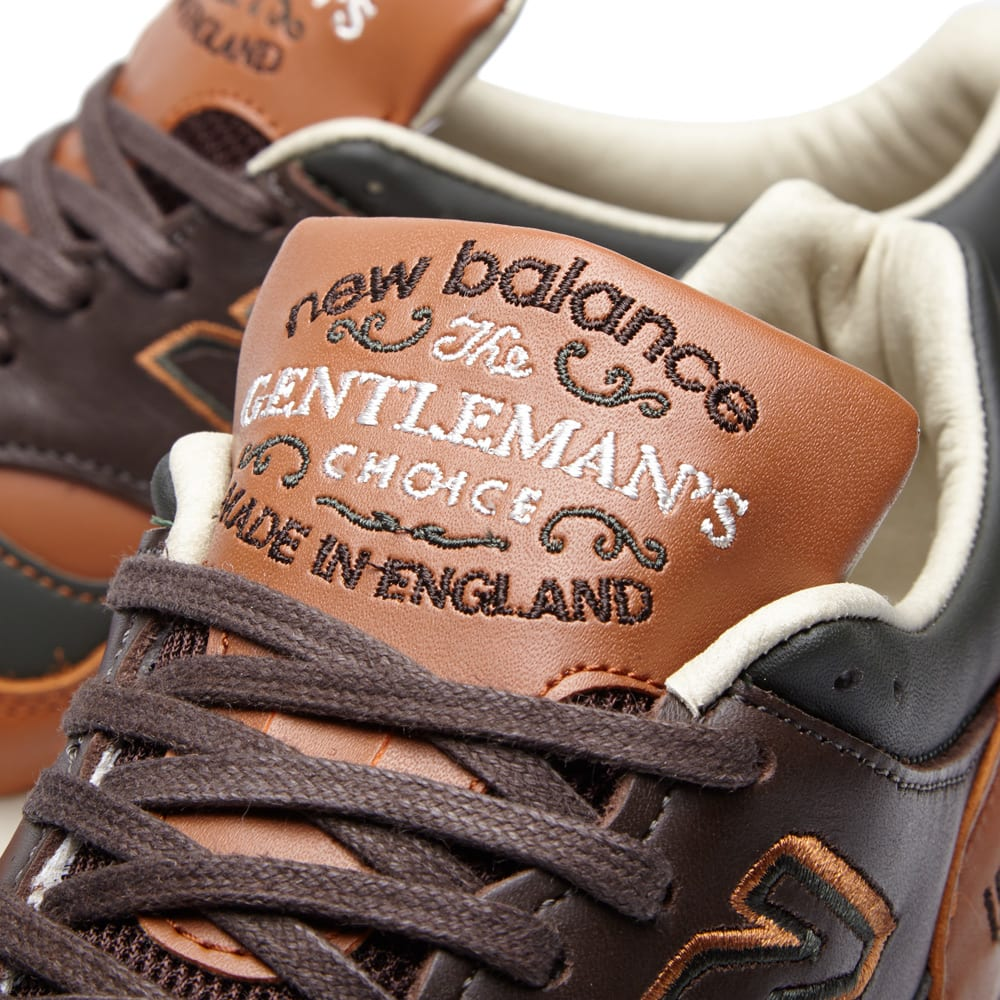92a689a4cd948 New Balance M1500GMB 'Gentleman's Pack' - Made in England Tan, Olive &  Brown   END.