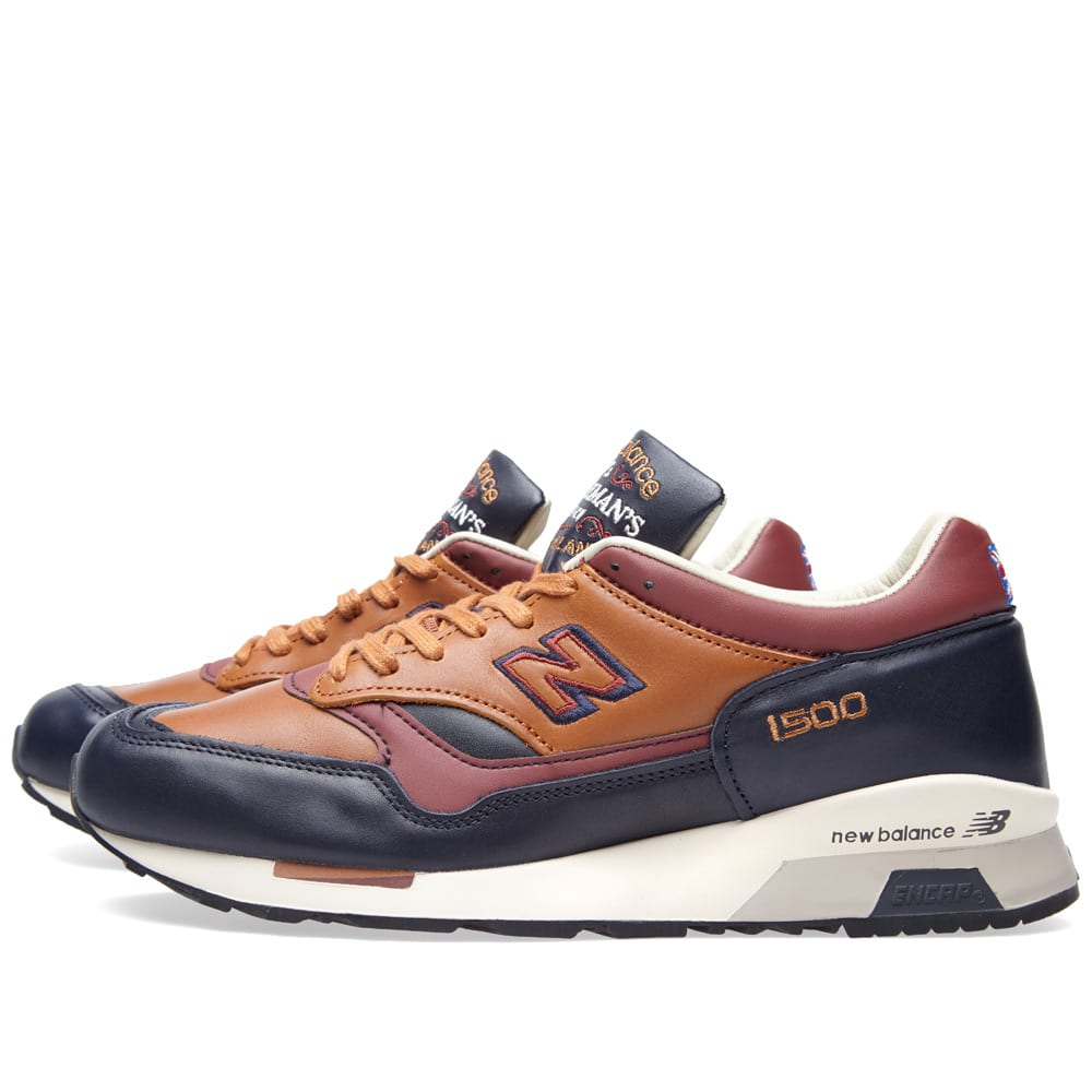 check out d8024 c0604 netherlands new balance 1500 leather 6895a e7580