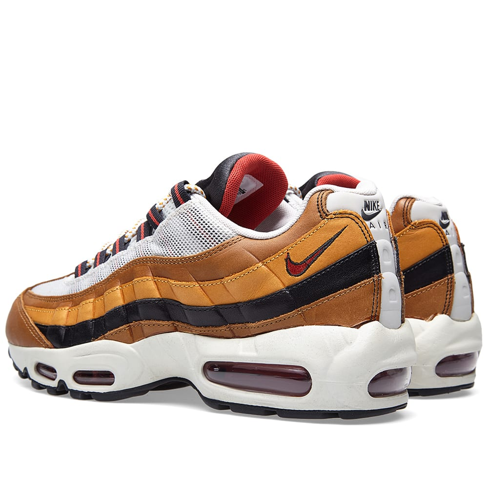 brand new 2afdc 1ed25 Nike Air Max 95  Escape  Ale Brown   END.