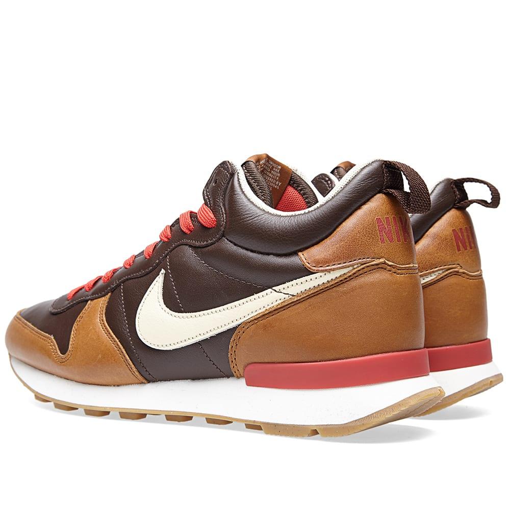 sports shoes 20f66 9fc1b Nike Internationalist Mid  Escape  Baroque Brown   END.