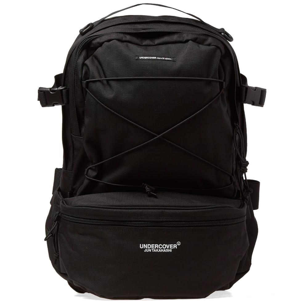 333ca66b4 Undercover Backpack Black | END.