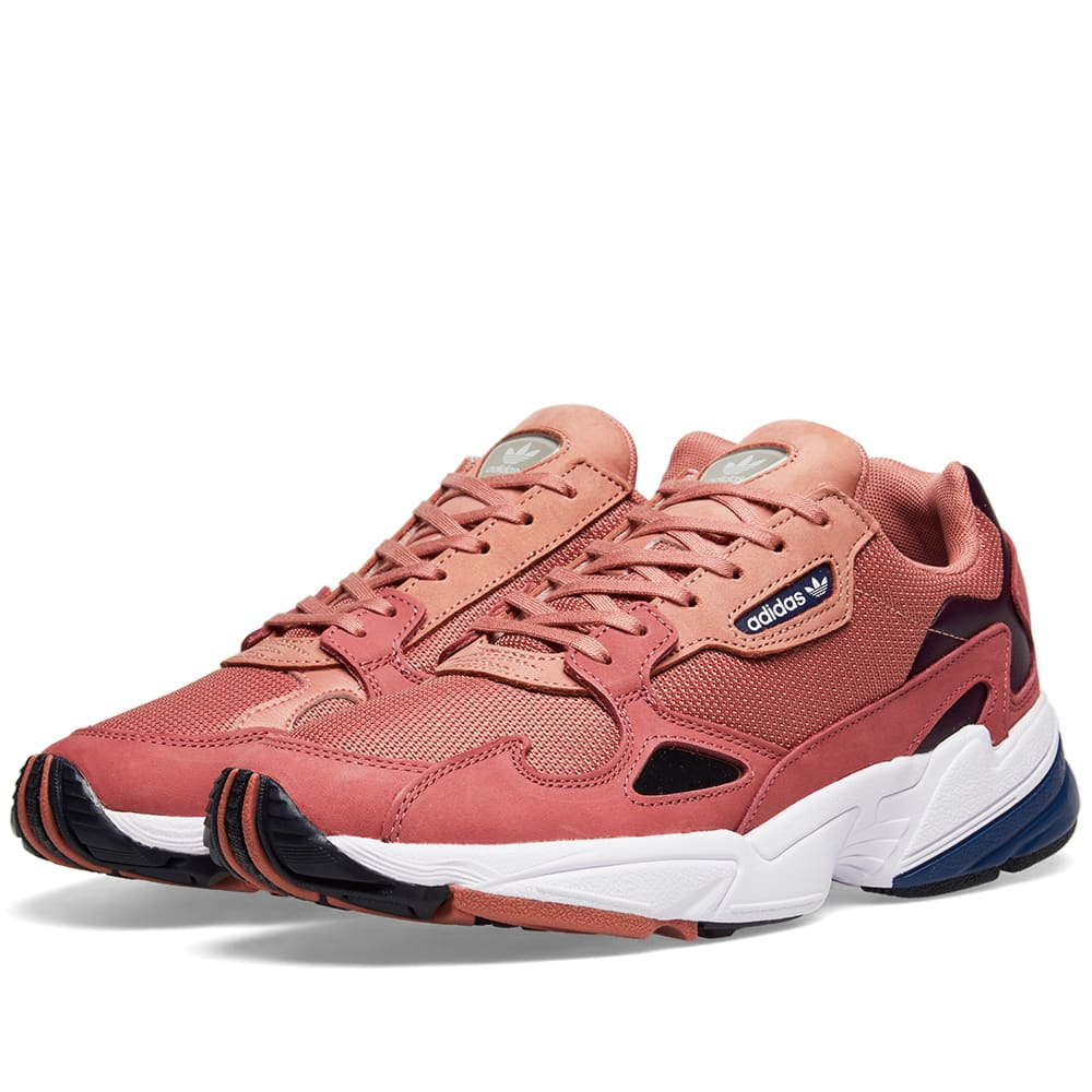 Adidas Falcon W Raw Pink Dark Blue End