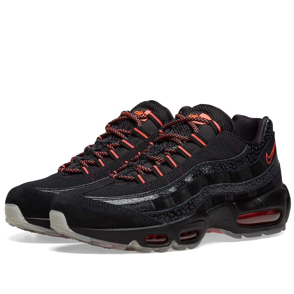 san francisco 9e71a 5f1b3 Nike Air Max 95 WE - Greatest Hits Pack Black   Infared   END.