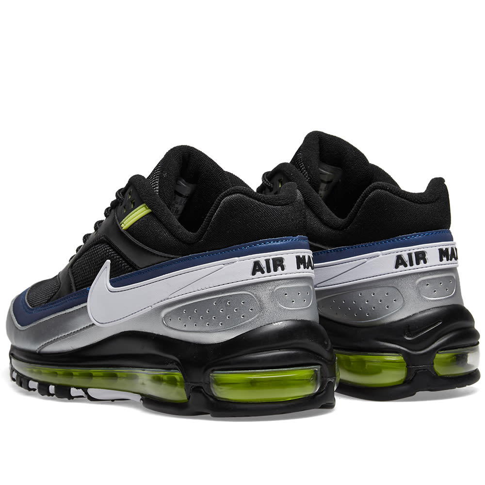Nike Air Max 97BW BlackWhite AO2406 003
