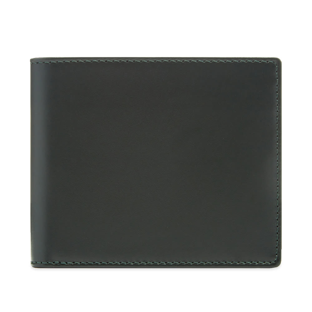 A.P.C. Aly Embossed Logo Billfold Wallet PXBGO-H63336-KIA