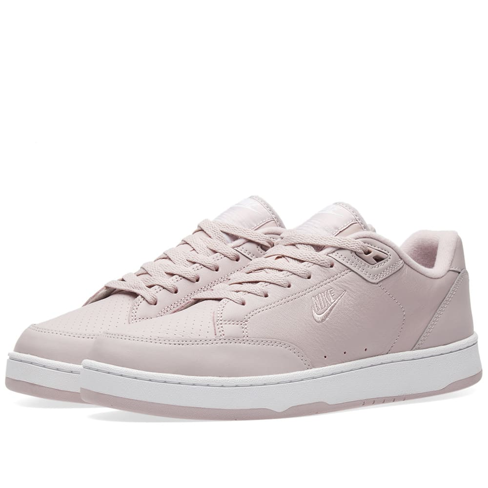 new arrival eaab0 8bbcc Nike Grandstand II Particle Rose, White & Grey | END.