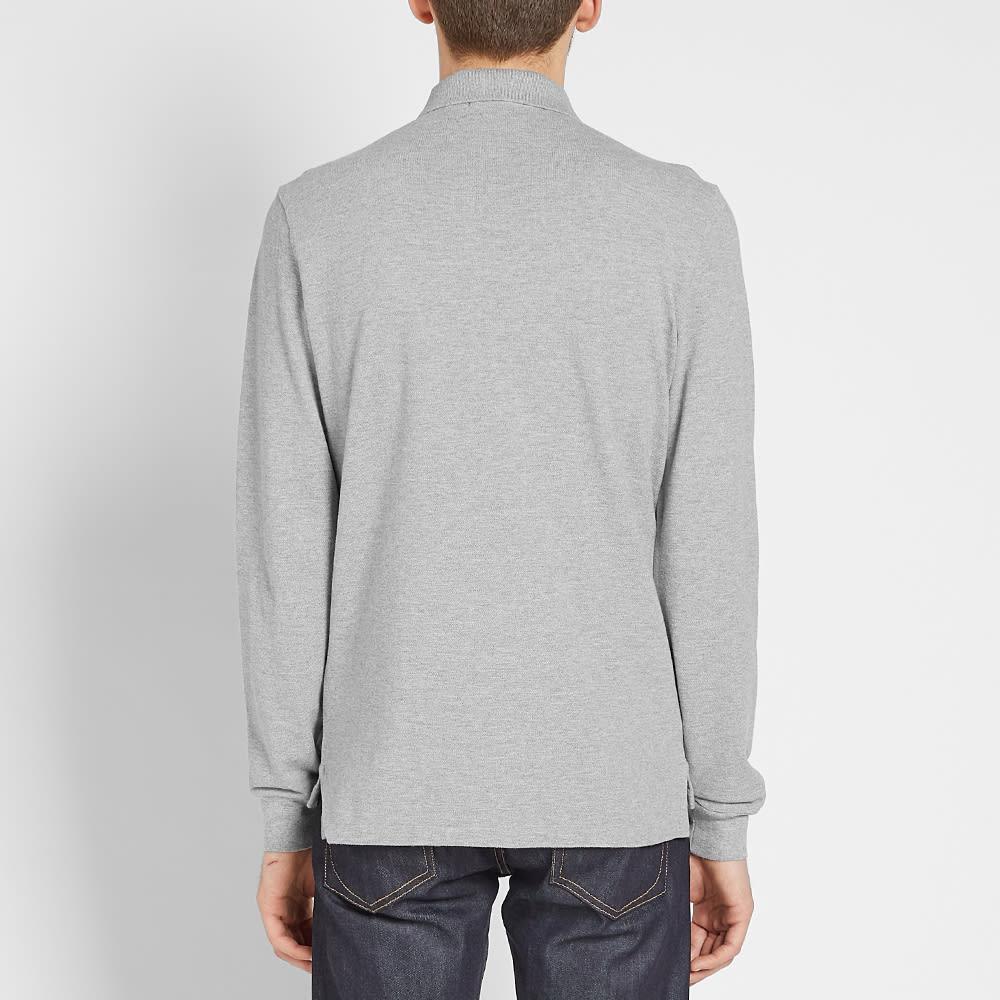 Slim Sleeve Long Polo Fit Ralph Lauren LMGzVqSUp