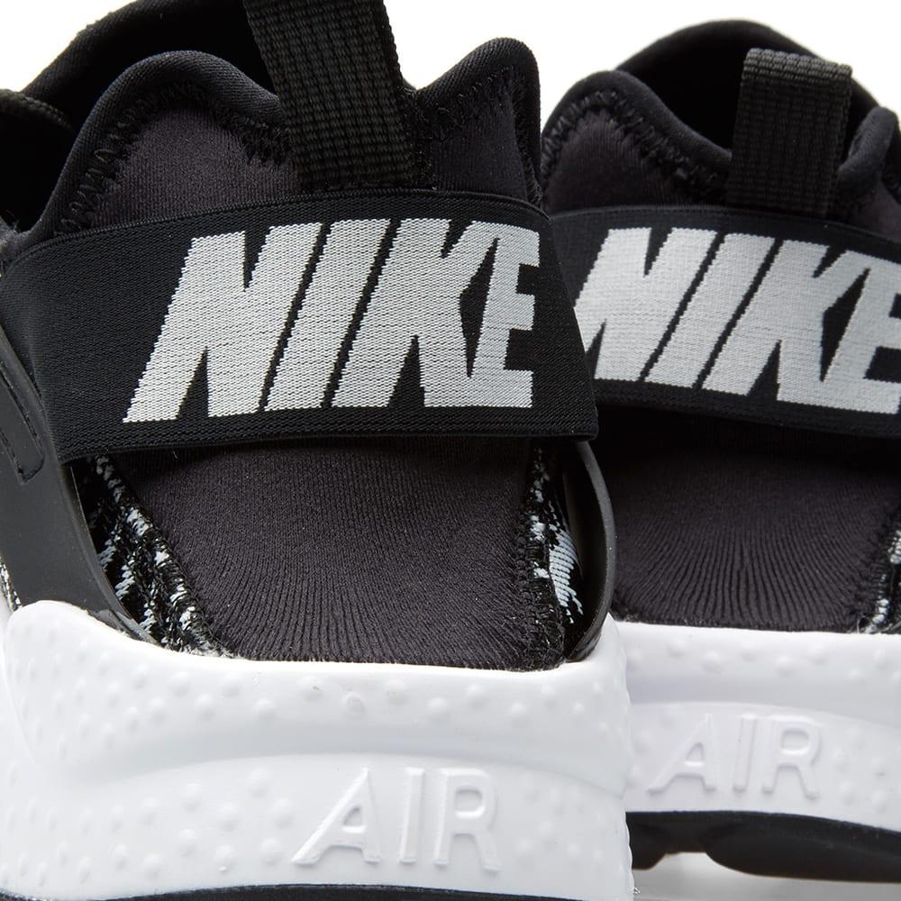 8895aa6e44 Nike W Air Huarache Run Ultra Jacquard Black & White | END.