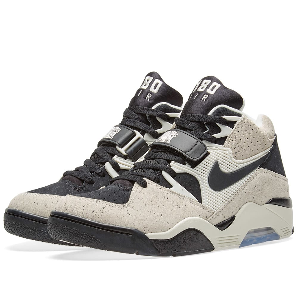 promo code d5680 94b84 Nike Air Force 180 Sail   Black   END.