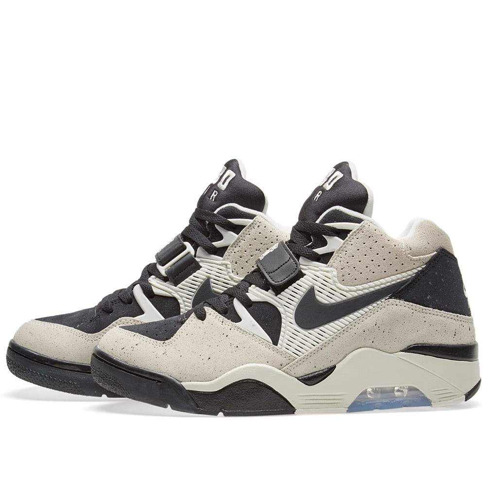 wholesale dealer 33834 fc3a8 Nike Air Force 180 Sail & Black | END.