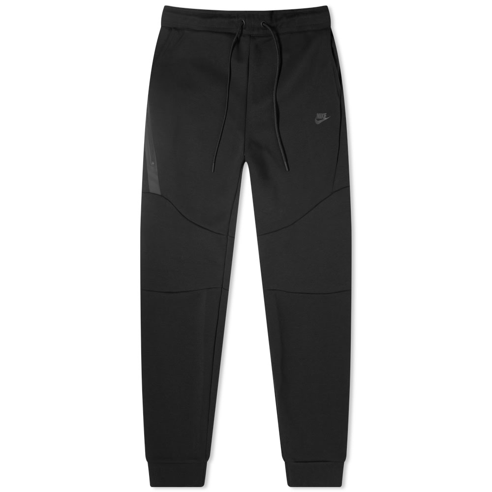 Nike Tech Fleece Jogger Black End