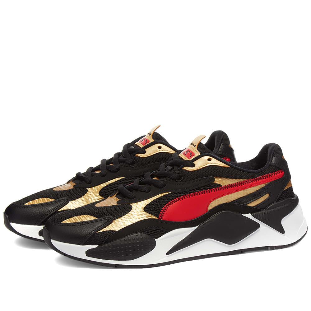 Puma RS-X³ Puma Black \u0026 High Risk Red