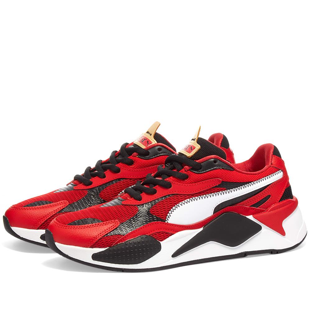 Puma RS-X³ High Risk Red \u0026 Puma White