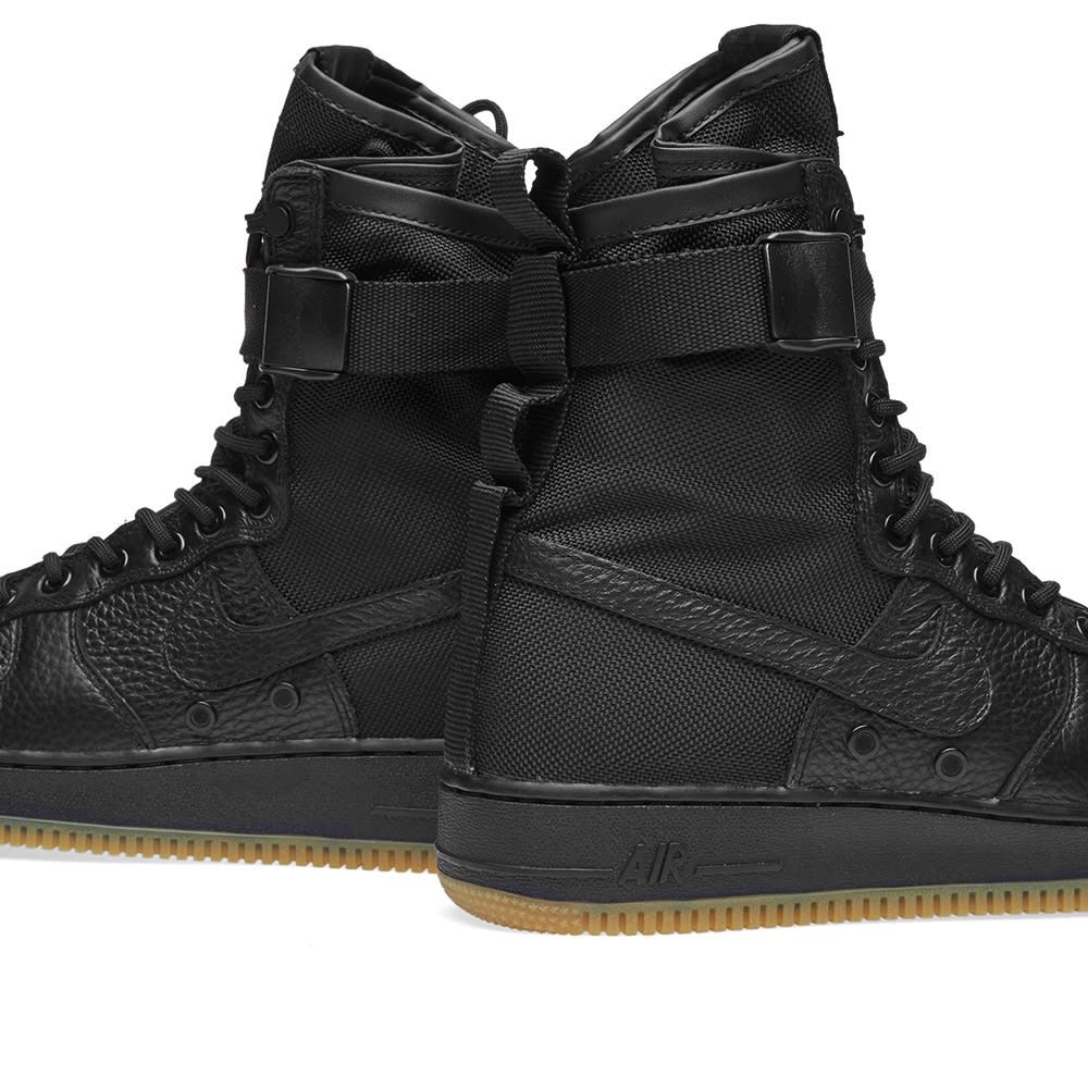 sale retailer 8ef5f 06f17 Nike Special Field Air Force 1 Black   END.