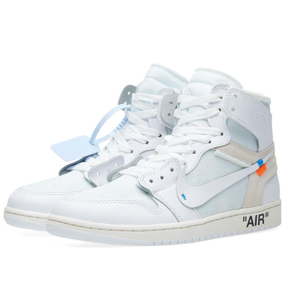 buy online 72fd6 4dee1 Nike Air Jordan 1 x Off-White Energy