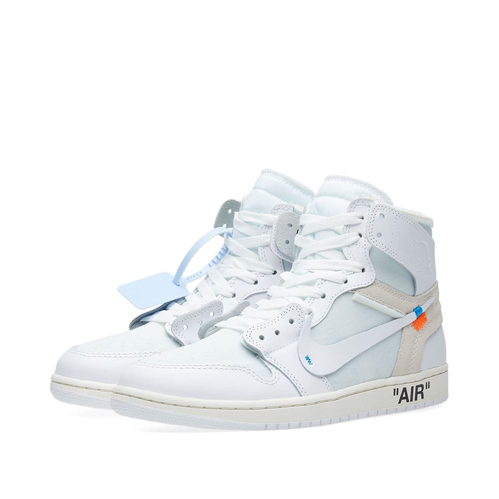 brand new 2cc6d 491f3 Nike Air Jordan 1 x Off-White Energy GS