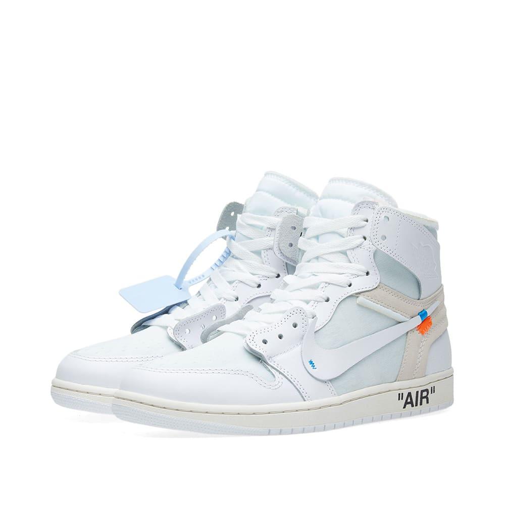 brand new 00862 b6440 Nike Air Jordan 1 x Off-White Energy GS