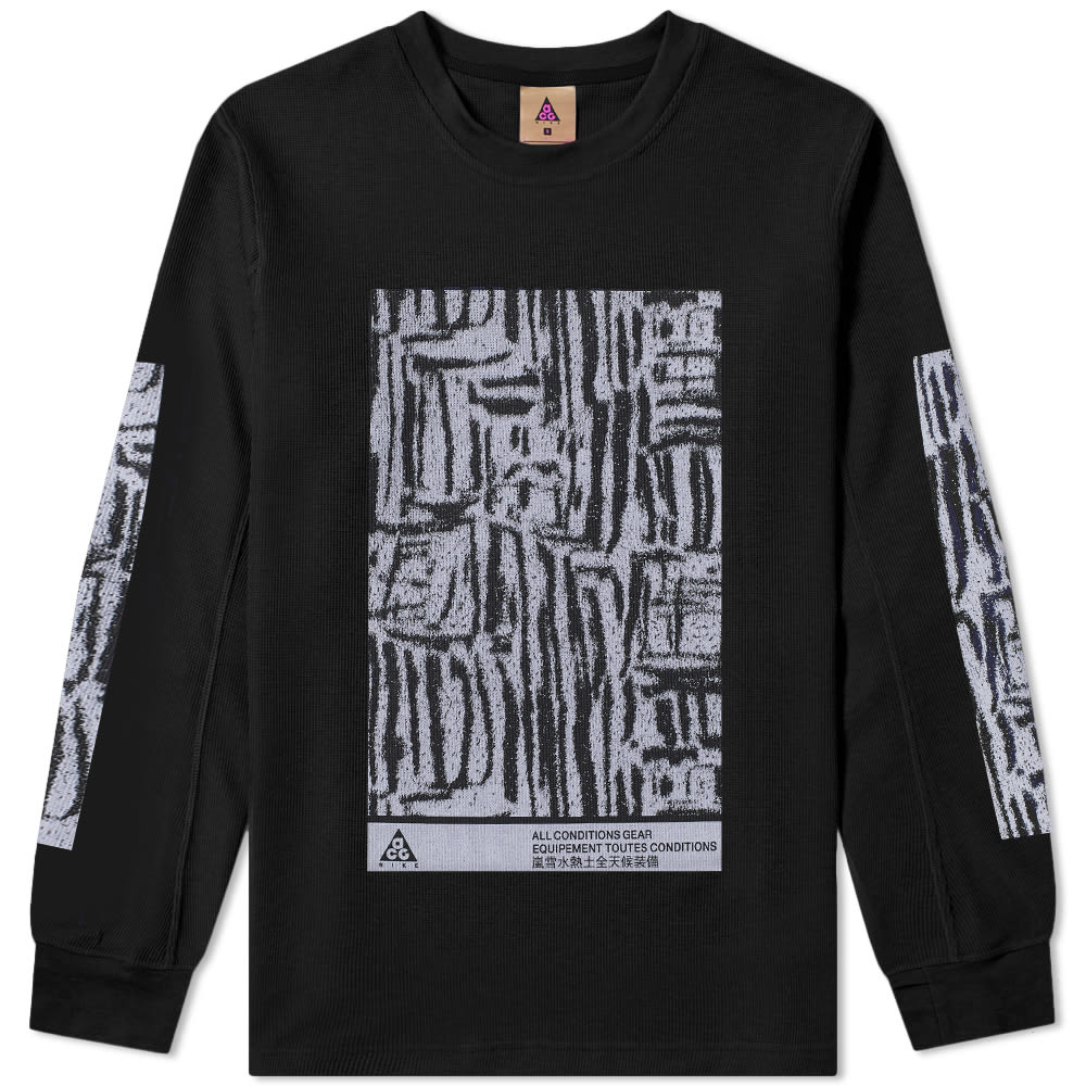 exquisite style crazy price fresh styles Nike ACG Long Sleeve Waffle Top
