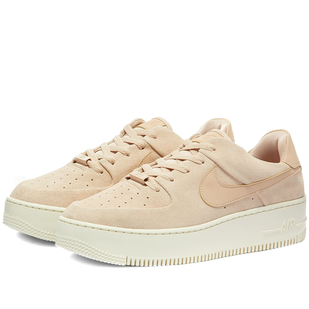 Nike Air Force 1 Sage Low W Particle Beige End