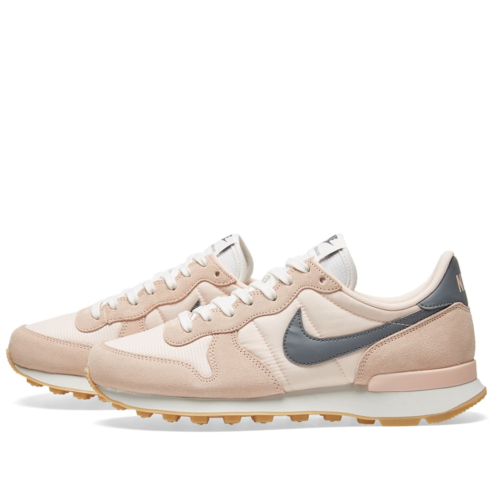 nike internationalist femme sunset tint