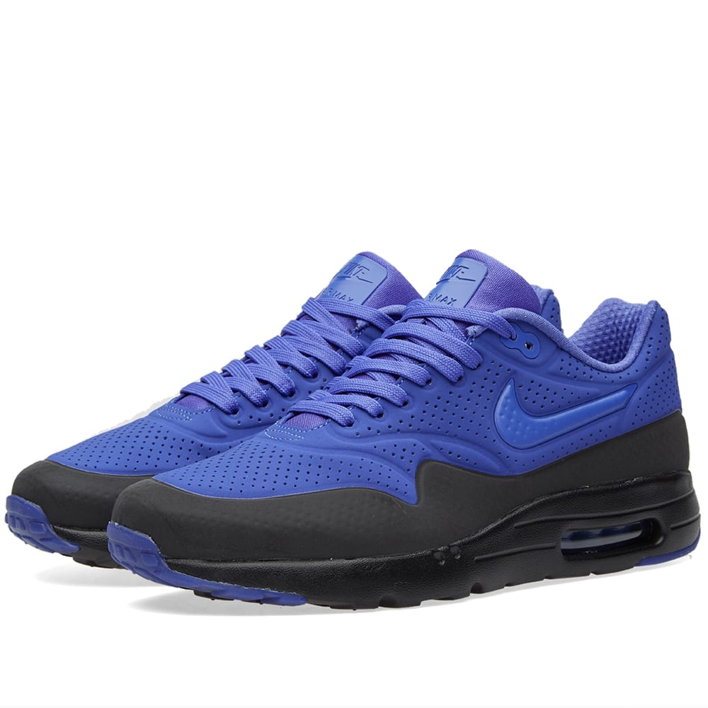 quality design 89240 75388 Nike Air Max 1 Ultra Moire Persian Violet   Black   END.