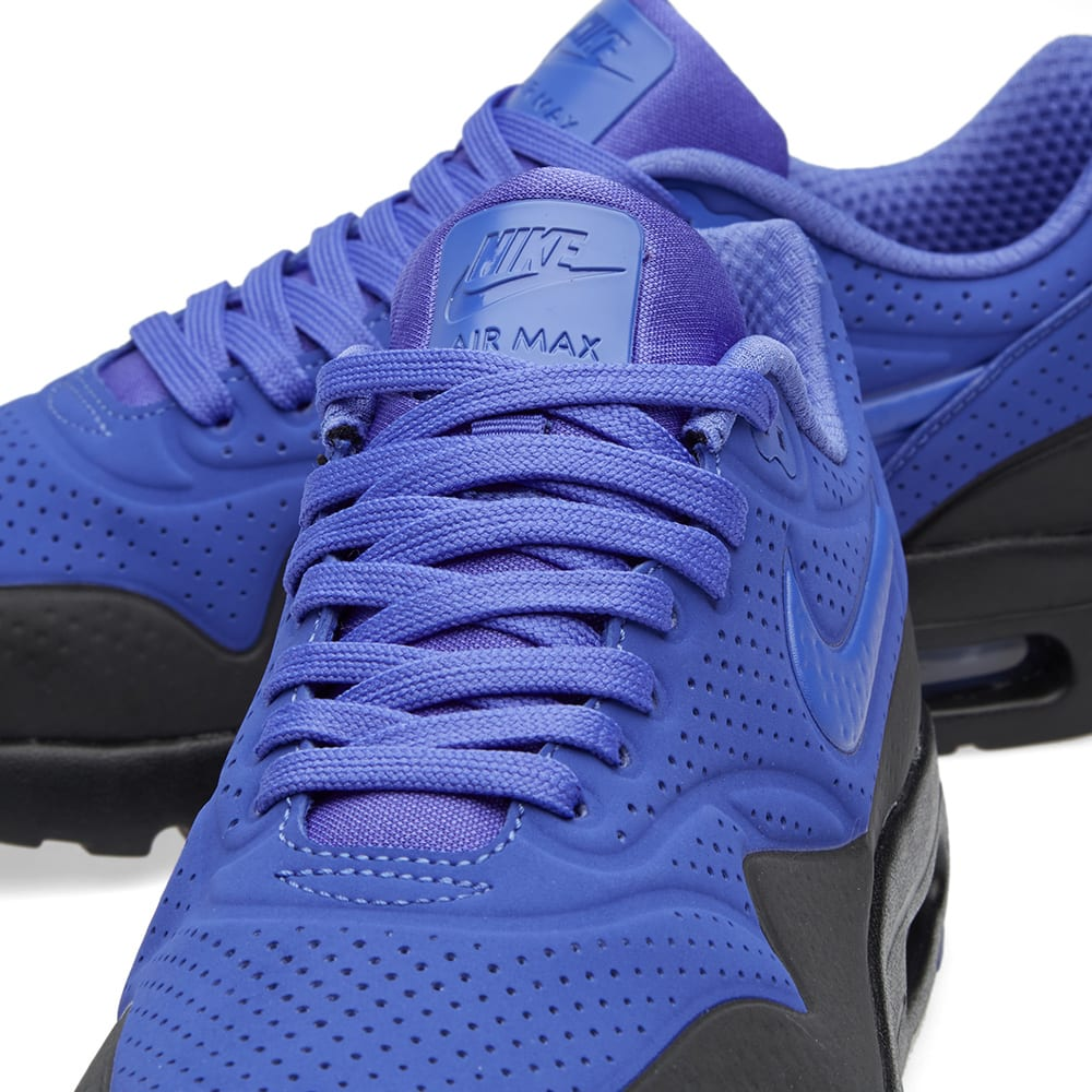 quality design a97d3 ed6f7 Nike Air Max 1 Ultra Moire Persian Violet   Black   END.
