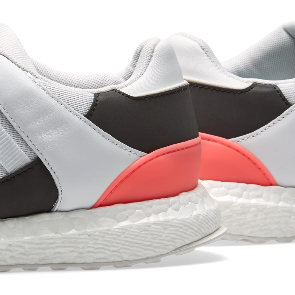 huge selection of 073e1 f20a8 Adidas EQT Support Ultra White & Turbo | END.
