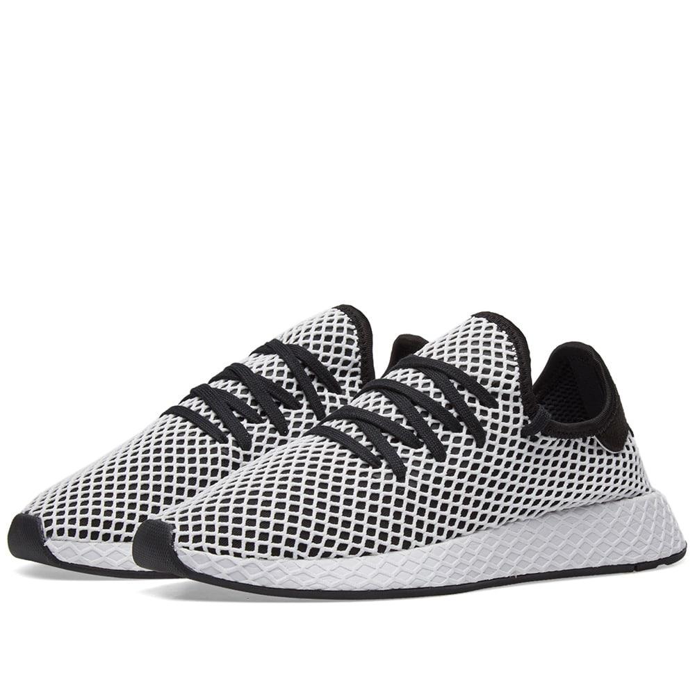 ff028ec2a Adidas Deerupt Runner Black   White