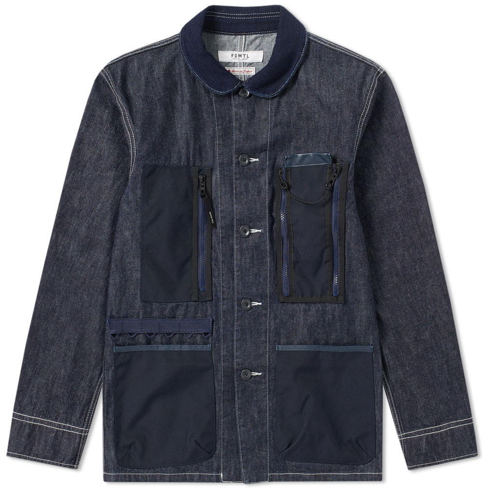 FDMTL MSPC COVERALL JACKET