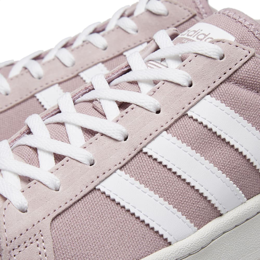 more photos a82f3 f4957 Adidas Campus W Soft Vision, White   Crystal   END.