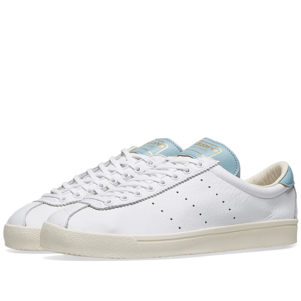 Adidas Lacombe White, Ash Grey \u0026 Off
