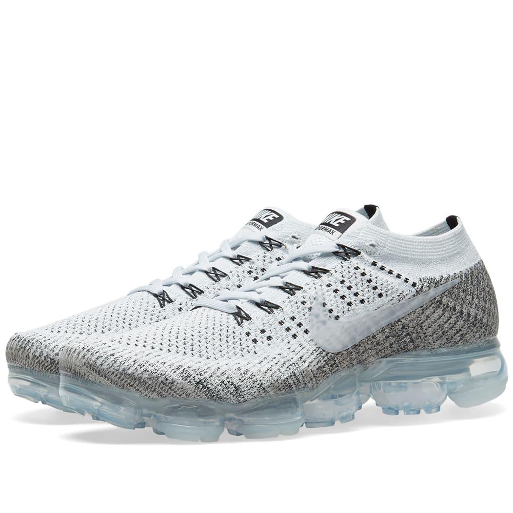4472e05f5d5ab NikeLab Air Vapormax Flyknit Pale Grey