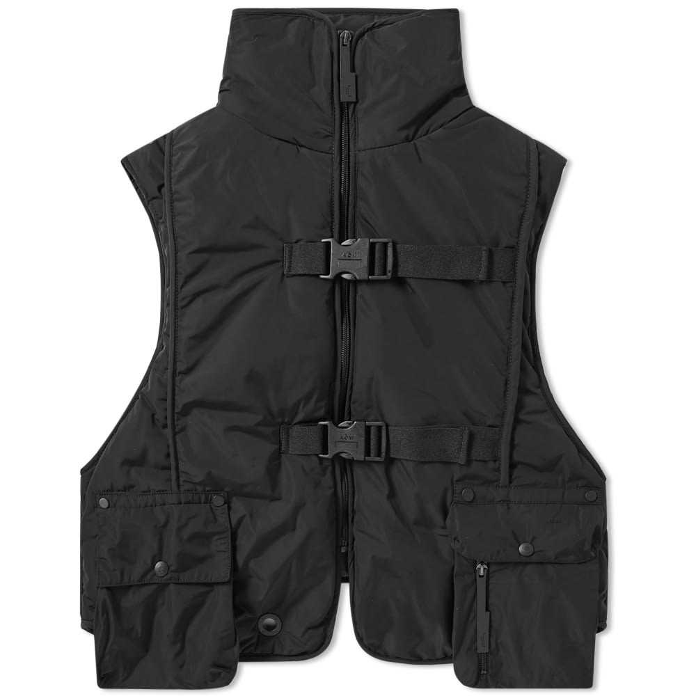 A-COLD-WALL* Padded Tactical Tech Vist