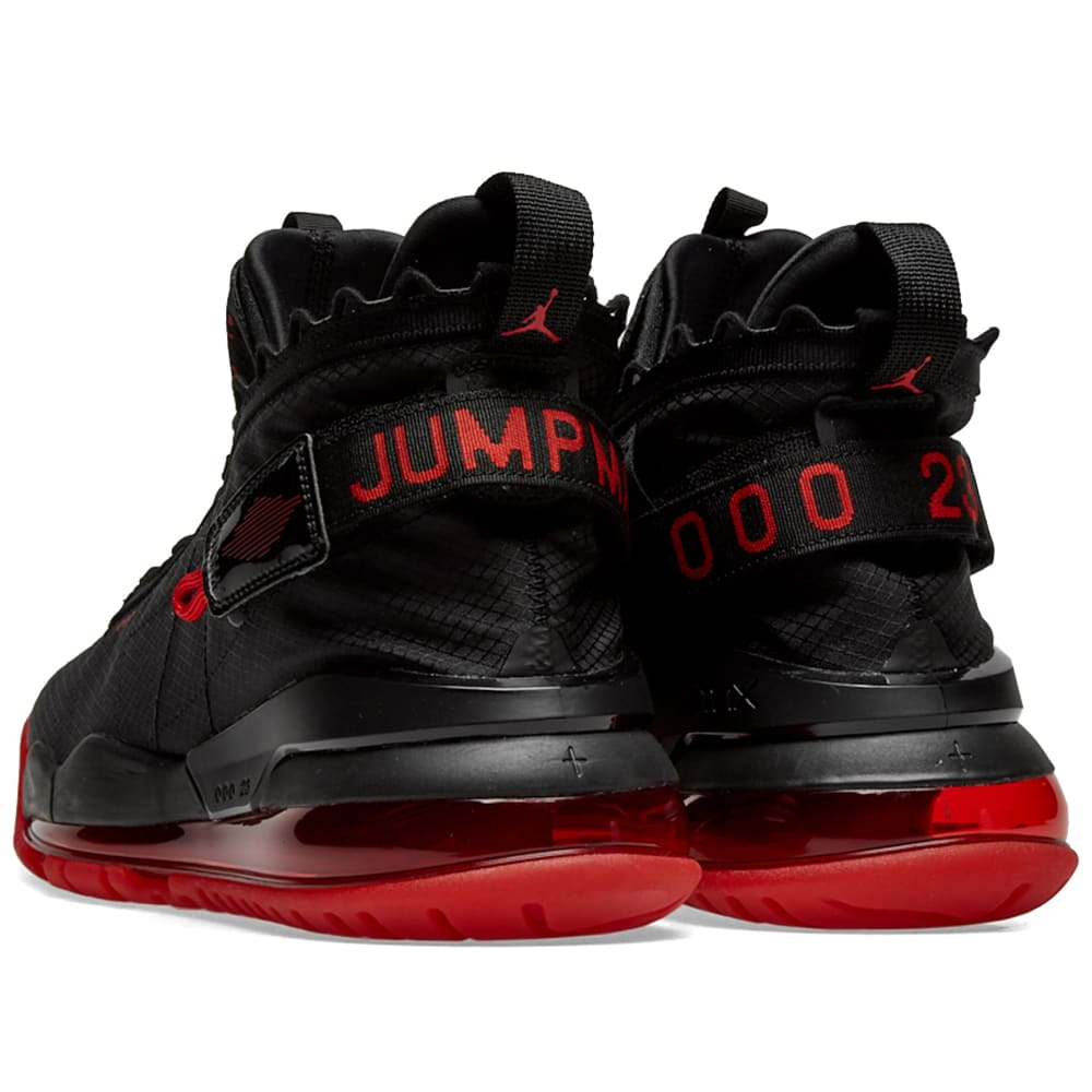 size 40 9a39d 5fad7 Jordan Proto-Max 720 Black   University Red   END.