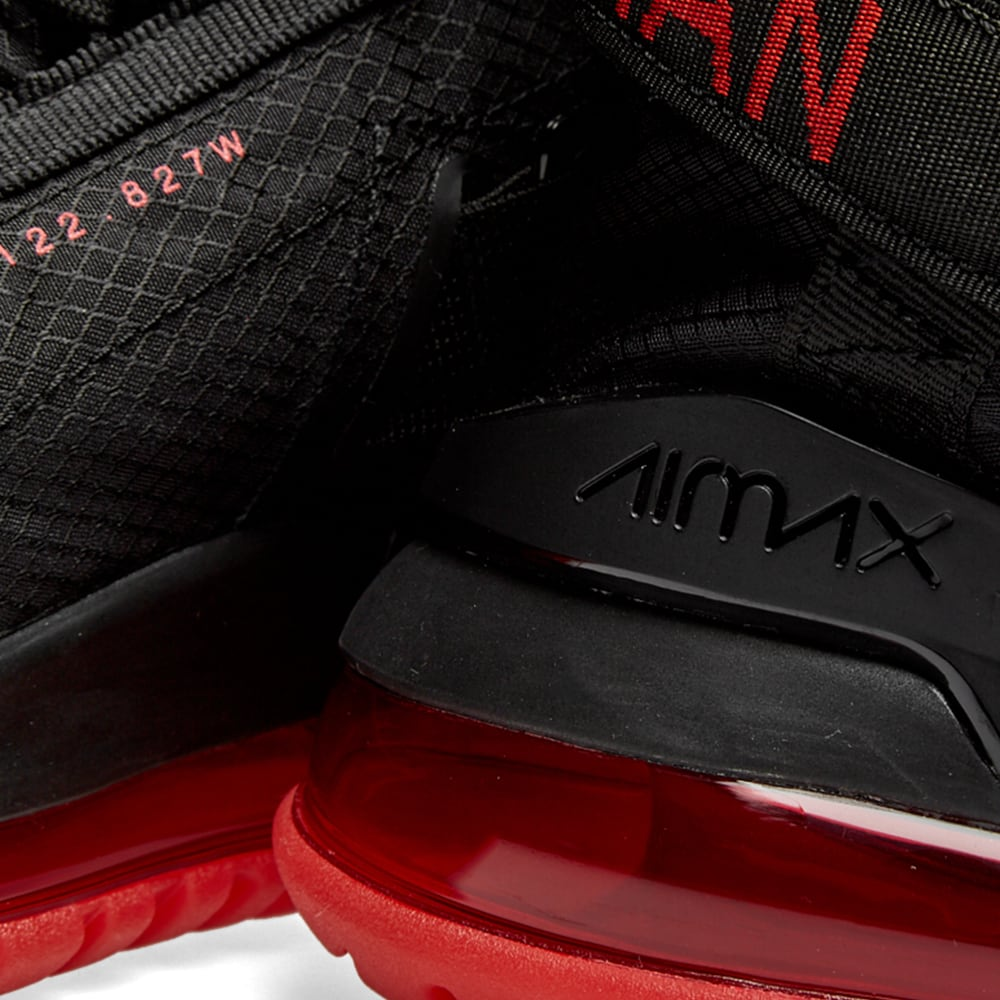 size 40 68c5e b9422 Jordan Proto-Max 720 Black   University Red   END.