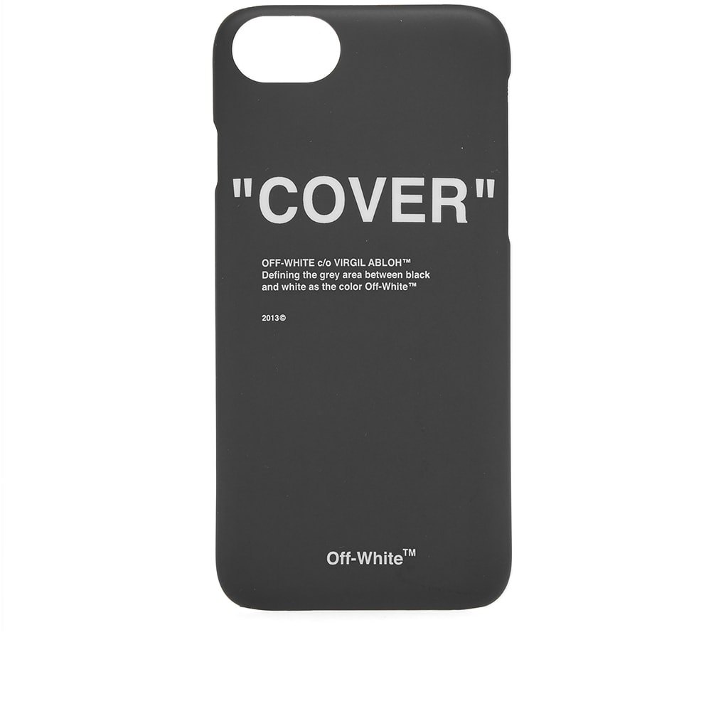 f3f5b02f Off-White Quote iPhone 7/8 Case
