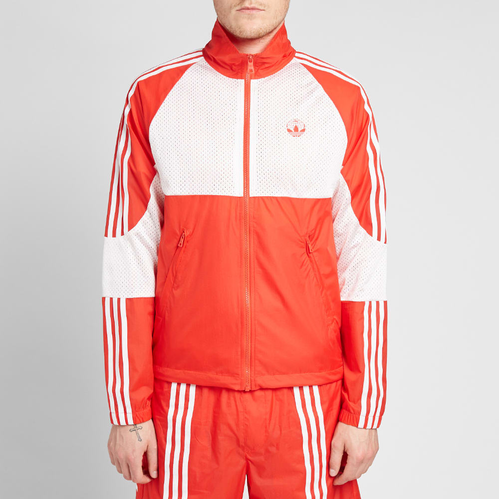 Adidas Consortium x Oyster Track Top in 2019 | Adidas, Tops