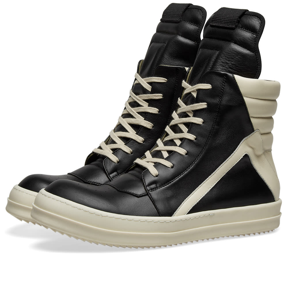 best website db19f c9ce4 Rick Owens Geobasket Sneaker