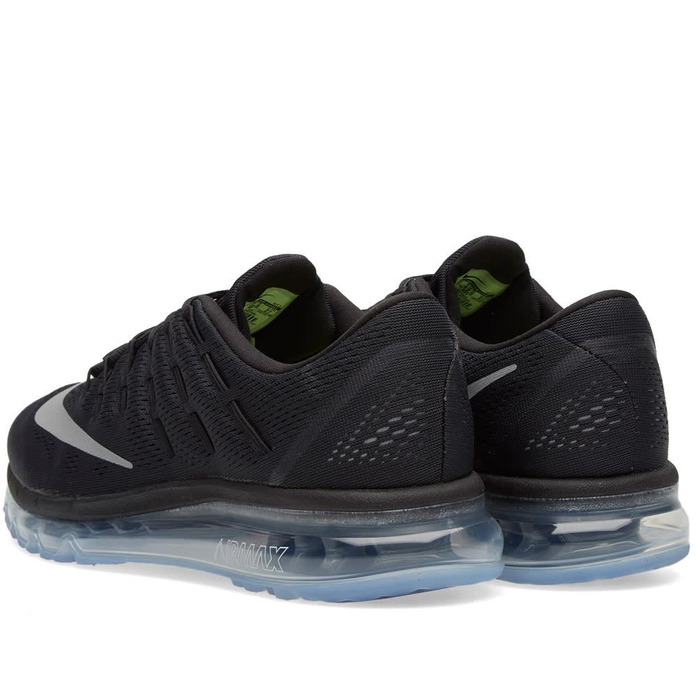 3a713da0a5c Nike Air Max 2016 Black