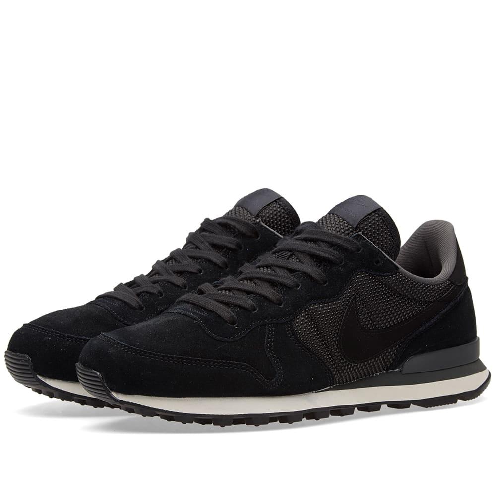 new arrival 5240f 7c46c Nike Internationalist Premium Black, Anthracite   Phantom   END.