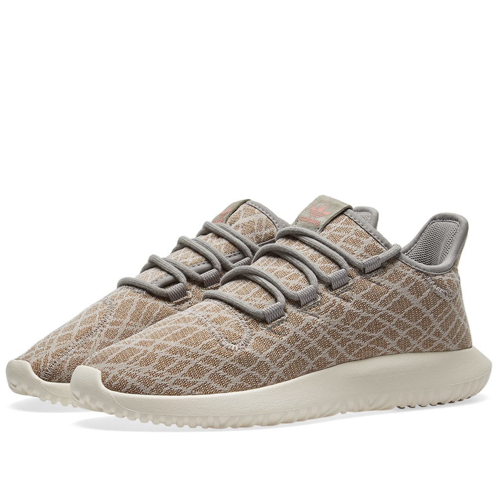 adidas Tubular Shadow W shoes brown