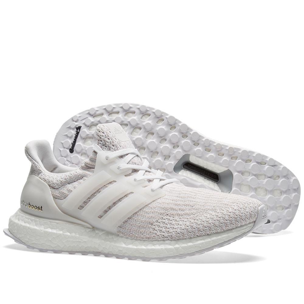0f92f60be2f14 Adidas Ultra Boost 3.0 W White   Pearl Grey
